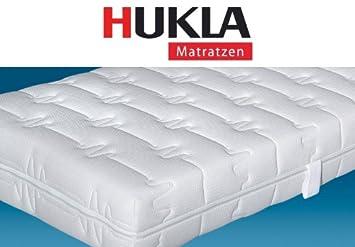Hukla Clean Lux 7-Zonen-Kaltschaum-Matratze mit Hyperflex®-Kern, Größen Matratzen:160 x 220 cm;Härtegrad Matratzen:F3