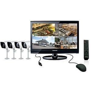 Samsung SME-2220 Complete 8-Channel Surveillance System