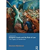 img - for [(Kangaroo Courts and the Rule of Law: The Legacy of Modernism)] [Author: Desmond Manderson] published on (February, 2014) book / textbook / text book