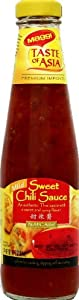 Maggi Sweet Chile Sauce 10.1 Fl. Oz (Pack of 2)