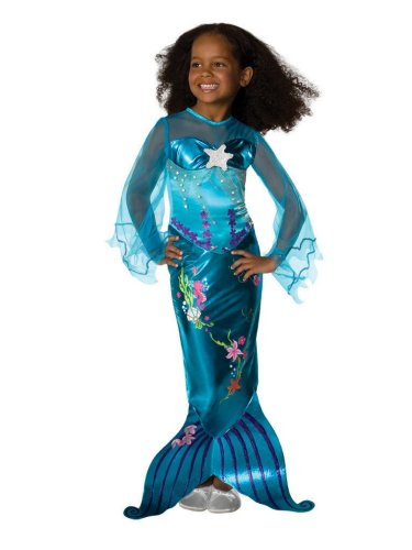 Rubie's Costume Co Girls Magical Mermaid Costume