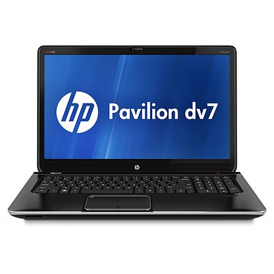 HP Pavilion dv7t Quad Ed. - 2.7 GHz; 1TB HD; 6GB RAM; Windows 7ft.