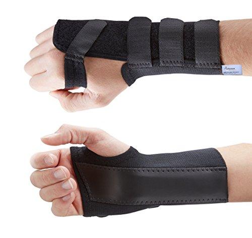 actesso-elastic-wrist-support-splint-for-carpal-tunnel-rsi-sprains-or-strains-black-metal-bar-nhs-us