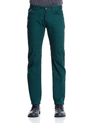 Springfield Pantalón (Verde Oscuro)