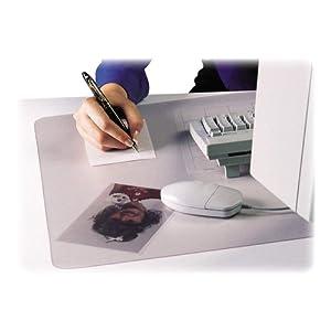 Clear Desk Mat