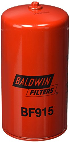 Baldwin BF915 Fuel Storage Tank Spin-On with Drain (Fuel Tank Filter Base compare prices)