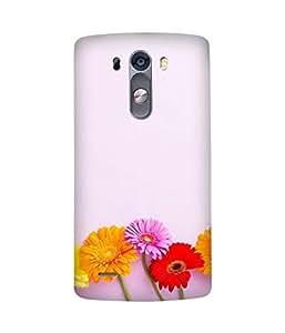 Some Flowers LG G3 Stylus Case