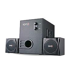 Xpro Trinity 2.1 Multimedia Speakers