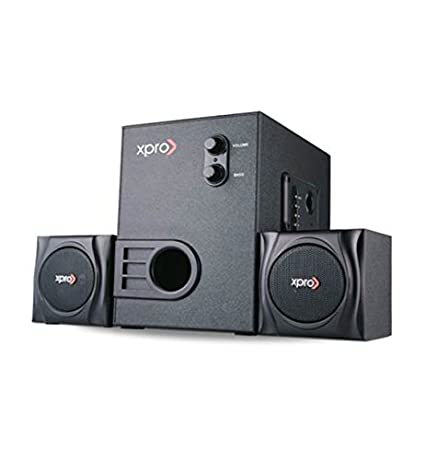 Xpro Trinity 2.1 Multimedia Speakers