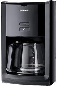 Grundig KM 6280 Kaffeemaschine (Basic, 1000 Watt, 1, 8 l Glaskanne) Kritiken und weitere Infos