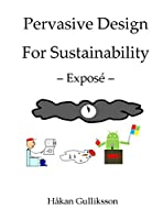 Pervasive Design for Sustainability – Expose Front Cover