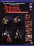 String Basics Piano Accompaniment Book 2 (String Basics Steps to Success for String Orchestra)