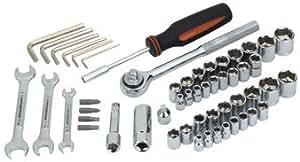 harbor freight tools 53 piece tool kit hand tool sets. Black Bedroom Furniture Sets. Home Design Ideas