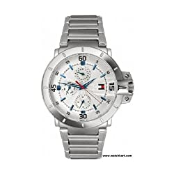 Tommy Hilfiger Analog White Dial Mens Watch - TH1790471J