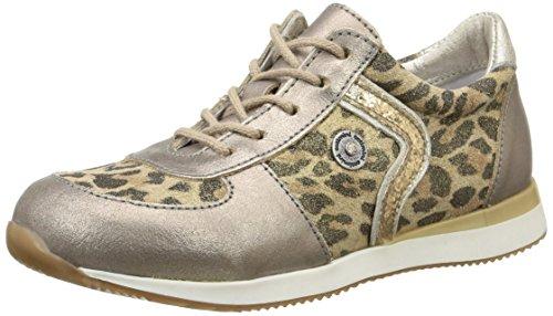 Catimini - Cistude, Sneakers per bambine e ragazze, dorato (crt leopard/or dpf/2637), 27
