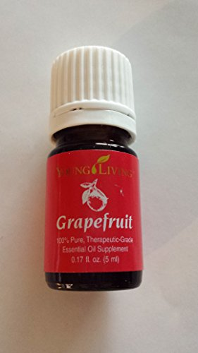 Grapefruit Essential Oil By Young Living (5ml Bottle)