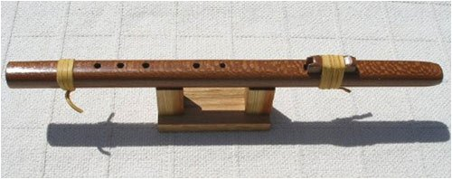 Windpony Key of G Lacewood 5-Hole Native American Style Flute