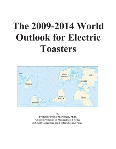 The 2009-2014 World Outlook For Electric Toasters front-329714