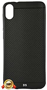 Dragon Shield' HTC 825 Black dotted back Cover(Designer Black Dotted Cover)