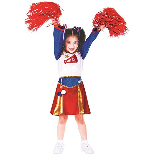 American Cheerleader Toddler Costume
