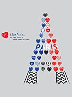 Ambiance Live Vinilo Decorativo Love from Paris Multicolor