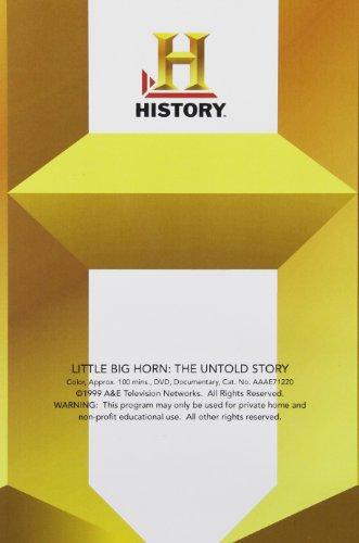 Little Big Hornuntold S Dvd