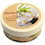 Delon+ Intensely Moisturising Luxurious Body Butter: VANILLA 200ml + FREE Vanilla Lip Butter 10ml