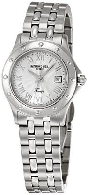 Raymond Weil Women's 5390-ST-00658 Tango Silver Dial Watch