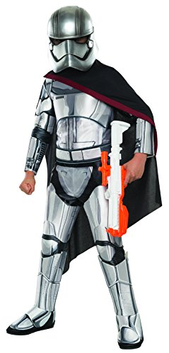 Child' Deluxe Captain Phasma Costume