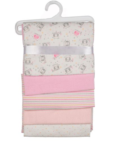 "Rene Rofe ""Wrap Me Up!"" 5-Pack Blankets - pink, one size - 1"