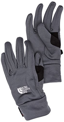 The North Face Powerstretch Gloves Vanadis Grey M