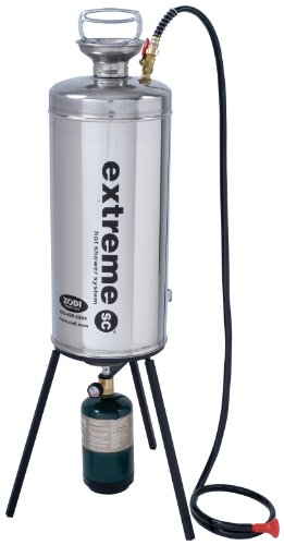 Zodi Extreme SC Portable Shower with Tripod Stove - Zodi at Sears.com