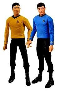 Diamond Select Toys Star Trek The Original Series Action Figure 2Pack Dr. McCoy & Lt. Sulu