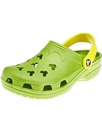 Crocs Cayman Disney Kids - LIME/YELLOW 2