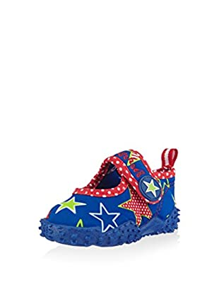 Playshoes Calzado de baño UV Star (Azul)