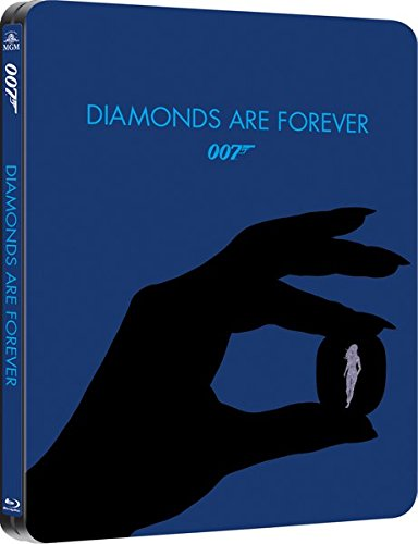 Diamonds Are Forever: Limited Edition Steelbook (Blu-ray + Digital HD)