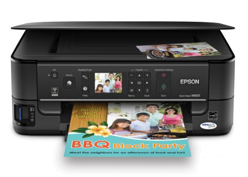 Epson Stylus NX625 Color InkJet All-in-One (C11CA70271)