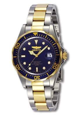 Invicta Men's 8935 Pro Diver Collection Two-Tone Watch