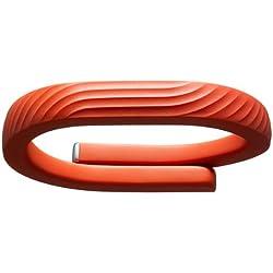 Jawbone UP24 - Pulsera para seguimiento de actividad (Bluetooth 4.0, compatible iOS y Android)- Naranja