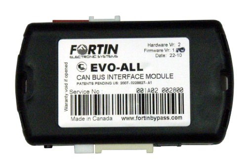Fortin EVO-ALL Universal All-in-One Data Bypass and Interface Module