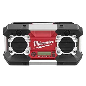 Milwuakee 2790-20 12V-28V Jobsite Radio