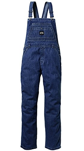 Women'S Lakin Mckey® Ring - Spun Denim Bib Overalls Regular, Denim, 10 front-950240