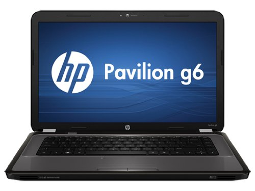 HP Pavilion g6-1d80nr 15.6-Inch Laptop (Dark Gray)