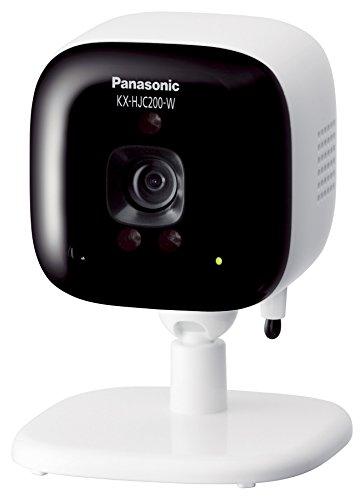 Panasonic ホームネットワークシステム 屋内カメラ KX-HJC200-W