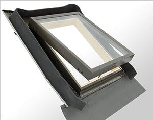 Dachfenster Ausstiegsfenster Dachausstieg Ausstieg Dachluke Aussteiger 45x73 nach oben oder seitlich zu öffnen  BaumarktKundenbewertung und weitere Informationen