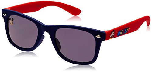 Disney Rectangular Sunglasses (Blue) (C30230-(Blue and Red))
