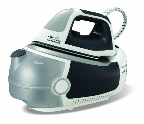 Morphy Richards Jet Steam Elite 42241 Steam Generator Iron 2200 Watts