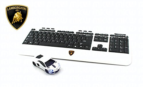 lamborghini-aventador-clavier-dordinateur-et-souris-sans-fill-blanc