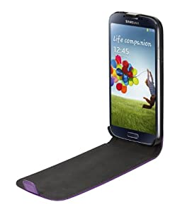 Xqisit Flip Cover for Galaxy S4 - Purple