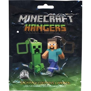 Minecraft Blind Bag Hanger Series 1 Collect All 10 for a Full Set